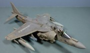 AV-8B+ Harrier II, VMA-214, USMC, Iraq 2014, 1:48