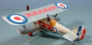 Armstrong Whitworth Siskin, 1:72