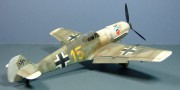 Messerschmitt Bf109E-3, Battle of Britain, 1:48