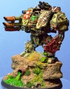 Death Guard Dreadnought, Forge World
