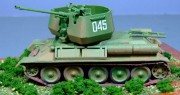 T-34 Type 63, North Vietnamese Army, 1:72