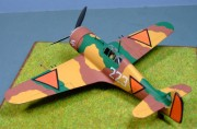Fokker D.XXI, #223 of 1st JaVa, 1:72