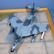 Hawker Hunter F.58, Northern Lights, 1:32