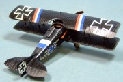 Spad VIIC1, Captured by German forces, 1:72