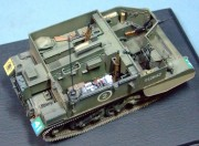 Universal Carrier Mk. I, 81st West African Division, Burma, 1:35