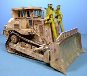 Caterpillar D9R Doobi Armoured Bulldozer, Isaeli Defence Force, 1:35