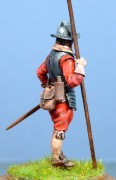Royalist Pikeman, English Civil War, 1:32