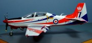 Tucano, RAF 2012 Display Scheme, 1:48