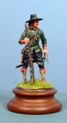 English Civil War Royalist Musketeer, 54mm