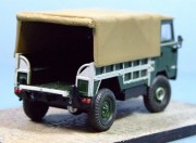 Land Rover 101FC, 1:48