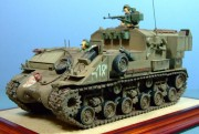 M50 Sherman Ambulance, Israelir Defence Force, 1:35 (It's a Sherman Jim, just not as we know it.)