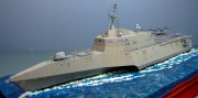 USS Independence, LCS-2, 1:350