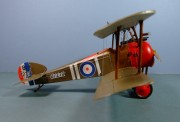 Sopwith Camel, Lloyd Brown, 209 Sqdn RAF, April 1918, 1:32