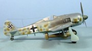 Focke-Wulf Fw190A-8 and BV246, 1:48