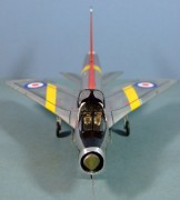 English Electric Lightning T.4, RAF, 1:72