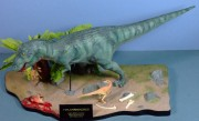 Death at the Waterhole, 65 million years BC, 1:35