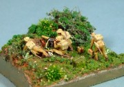 Vickers Gun Team, 1918, 1:72