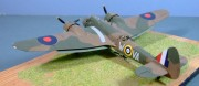 Bristol Blenheim I, 113 Sqn RAF, Greece 1941, 1:72