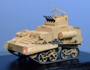 Vickers Light Anti-Aircraft Tank Mk. II, 1:35