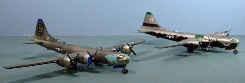 B-29A Superfortresses, USAF, Korea, 1:144