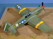 North American A-36 Apache, 27th FBG, USAAF, 1:48