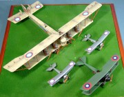 Imperial Russian Air Service, 1:72