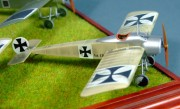 Fokker E.IV, Imperial German Air Service, 1:72