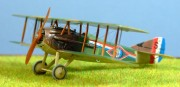 Spad 13, US Air Service, 1:72