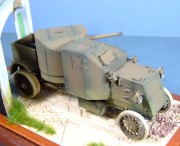 Pierce-Arrow Armoured Car,