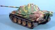Panther, SS/LAH, Ardennes, 1944, 1:35