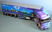 DAF 95XF and Trailer, 1:24
