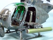 AH-6 Nightstalker Little Bird, 1:35