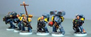 Warhammer 40,000, Space Marines