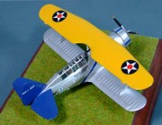 Curtiss SBC-4 Helldiver, USS Enterprise Air Group, US Navy, 1940, 1:72