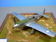 North American P-51A Mustang