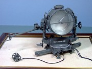 German Searchlight
