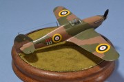 Airfix Hurricane, early Mk