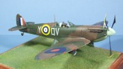 Spitfire IIa, 19 Sqn Sept 1940 1:32 Scale