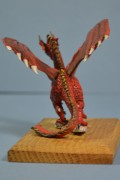 Crimson Fire Dragon