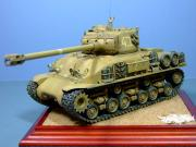 M-51 Sherman from Tamiya