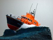 Severn Class Lifeboat, RNLI, 1:72