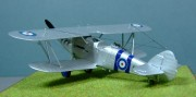 Hawker Demon, 22 Sqdn, RAAF, 1938, 1:72