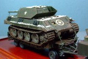 Diamond T with Ersatz M10, Ardennes, 1945, 1:35