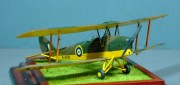 De Havilland Tiger Moth, RAF, 1:72