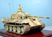 Panther Ausf D (late), 1:35