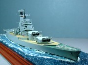 HMS Bellerophon, 1982 (what-if), 1:400