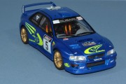 Richard Burns Subaru 1999
