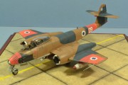 Meteor F-8 in Israeli markings 1/48