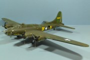 B17 F Flying Fortress 'Memphis Belle'