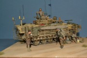 Warrior - Coldstream Guards Diorama